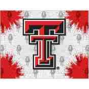 Texas Tech Logo Canvas by Holland Bar Stool Company