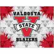 Valdosta State Logo Canvas by Holland Bar Stool Company