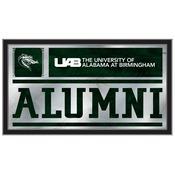 UAB Alumni Mirror by Holland Bar Stool Co.