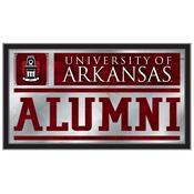 Arkansas Alumni Mirror by Holland Bar Stool Co.