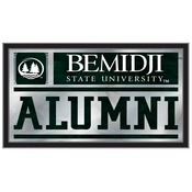 Bemidji State Alumni Mirror by Holland Bar Stool Co.