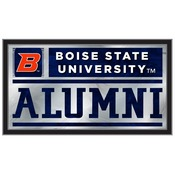 Boise State Alumni Mirror by Holland Bar Stool Co.