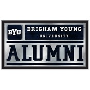 Brigham Young Alumni Mirror by Holland Bar Stool Co.