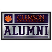 Clemson Alumni Mirror by Holland Bar Stool Co.