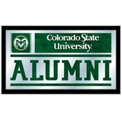 Colorado State Alumni Mirror by Holland Bar Stool Co.
