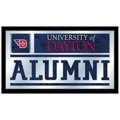University of Dayton Alumni Mirror by Holland Bar Stool Co.