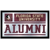 Florida State Alumni Mirror by Holland Bar Stool Co.