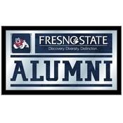 Fresno State University Alumni Mirror by Holland Bar Stool Co.