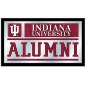Indiana Alumni Mirror by Holland Bar Stool Co.