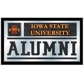 Iowa State Alumni Mirror by Holland Bar Stool Co.