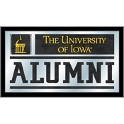 Iowa Alumni Mirror by Holland Bar Stool Co.