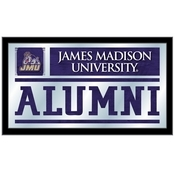 James Madison Alumni Mirror by Holland Bar Stool Co.