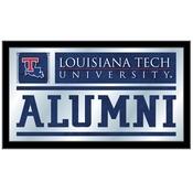 Louisiana Tech Alumni Mirror by Holland Bar Stool Co.