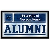 Nevada Alumni Mirror by Holland Bar Stool Co.