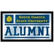 South Dakota State University Alumni Mirror by Holland Bar Stool Co.