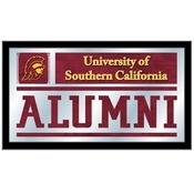 USC Trojans Alumni Mirror by Holland Bar Stool Co.