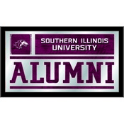 Southern Illinois University Alumni Mirror by Holland Bar Stool Co.