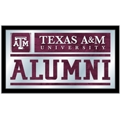 Texas A&M Alumni Mirror by Holland Bar Stool Co.