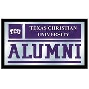 TCU Alumni Mirror by Holland Bar Stool Co.
