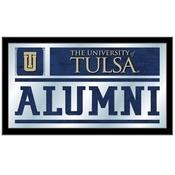 Tulsa Alumni Mirror by Holland Bar Stool Co.