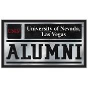 UNLV Alumni Mirror by Holland Bar Stool Co.