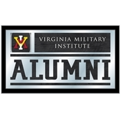 Virginia Military Institute Alumni Mirror by Holland Bar Stool Co.