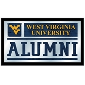 West Virginia Alumni Mirror by Holland Bar Stool Co.