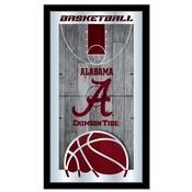"Alabama 15"" x 26"" Basketball Mirror by Holland Bar Stool Company"
