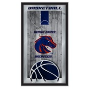 "Boise State 15"" x 26"" Basketball Mirror by Holland Bar Stool Company"