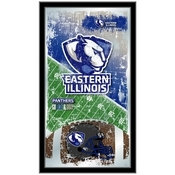 "Eastern Illinois 15"" x 26"" Football Mirror by Holland Bar Stool Company"
