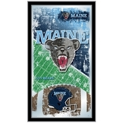 "Maine 15"" x 26"" Football Mirror by Holland Bar Stool Company"