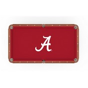 Alabama Pool Table Cloth by HBS