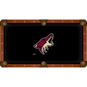 Arizona Coyotes Pool Table Cloth by HBS