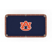 Auburn Pool Table Cloth by HBS
