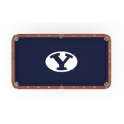Brigham Young Pool Table Cloth by HBS