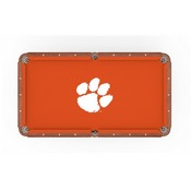 Clemson Pool Table Cloth by HBS