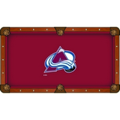 Colorado Avalanche Pool Table Cloth by HBS