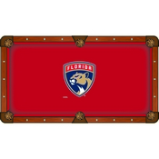 Florida Panthers Pool Table Cloth by HBS
