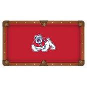 Fresno State Pool Table Cloth by HBS