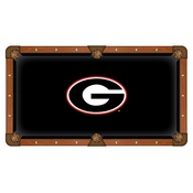 Georgia G Pool Table Cloth by HBS