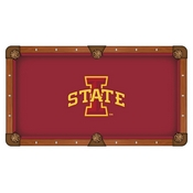 Iowa State Pool Table Cloth by HBS