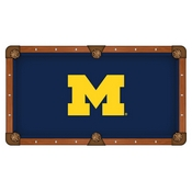 Michigan Pool Table Cloth by HBS