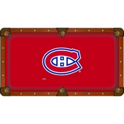 Montreal Canadiens Pool Table Cloth by HBS