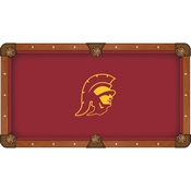 USC Trojans Pool Table Cloth by HBS