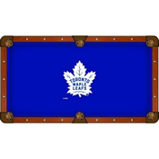 Toronto Maple Leafs Pool Table Cloth by HBS