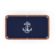 US Naval Academy (NAVY) Pool Table Cloth by HBS