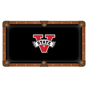 Valdosta State Pool Table Cloth by HBS