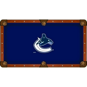 Vancouver Canucks Pool Table Cloth by HBS