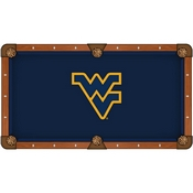 West Virginia Pool Table Cloth by HBS