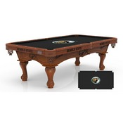 Bemidji State 8' Pool Table by Holland Bar Stool Co.